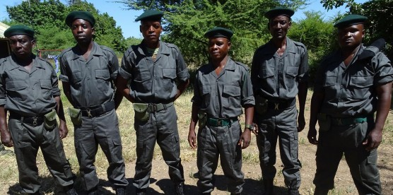 Anti-poaching in the Chiawa GMA
